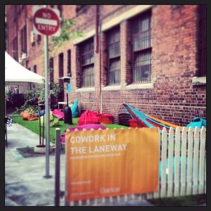 coworking, hub, Melbourne, social media