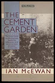 The Cement Garden, Ian McEwan, book cover