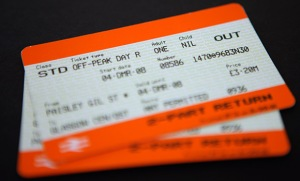train ticket image